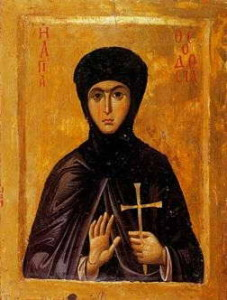 7 - Theodosia di cesarea