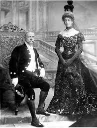 Foto.3- Henrietta Tower Wurts con il marito George W. Wurts