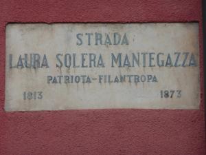 Foto 2. Strada Laura Solera Mantegazza_Padova