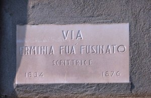 Foto 6. Via Erminia Fuà Fusinato_Rovigo